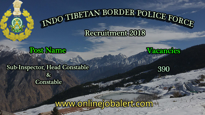 ITBP Recruitment Logo